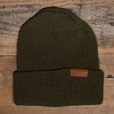 Red Wing 97491 Merino Wool Knit Cap Olive