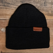 Red Wing 97492 Merino Wool Knit Cap Black