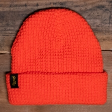 Stan Ray Waffle Skull Hat Orange