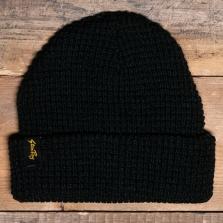 Stan Ray Waffle Skull Hat Black