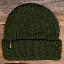 Stan Ray Waffle Skull Hat Olive