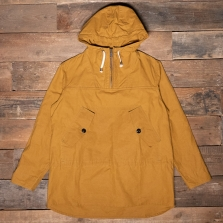 YARMOUTH OILSKINS The Cagoule Mustard