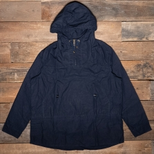 YARMOUTH OILSKINS The Cagoule Navy