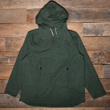 YARMOUTH OILSKINS The Cagoule Bottle Green