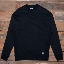 RUSSELL ATHLETIC E06091 Crewneck Sweatshirt 099 Black
