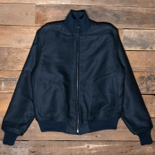 PIKE BROTHERS 1942 Deck Zip Jacket Dark Blue