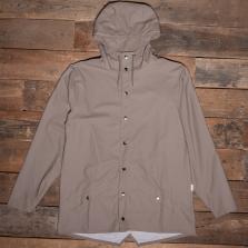 Rains Waterproof Jacket 17 Taupe