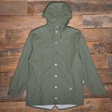 Rains Waterproof Jacket 19 Olive