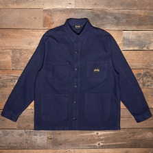 Stan Ray Barn Coat Navy Twill