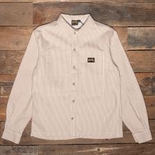 Stan Ray Prison Shirt Khaki Hickory