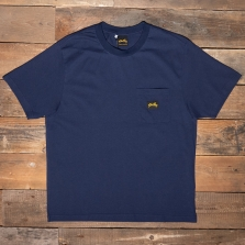 Stan Ray Short Sleeve Patch Pocket Tee Navy