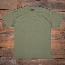 THE QUARTERMASTER Mb74 Tubular Cotton T Shirt Green