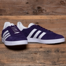 adidas Originals Fx5496 Gazelle Purple White