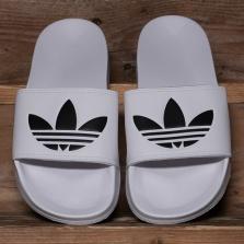 adidas Originals Fu8297 Adilette Lite White