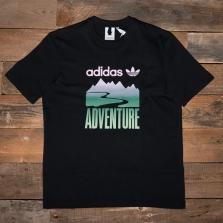 adidas Originals Gn2357 Adv Mount Tee Black