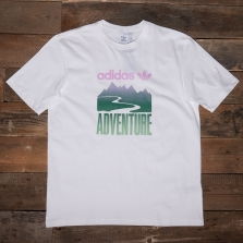 adidas Originals Gn2358 Adv Mount Tee White