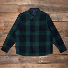 LEE Zip Overshirt L66 Pine