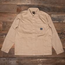 LEE Box Pocket Overshirt L68 Service Sand