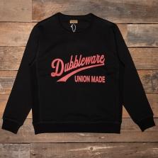 DUBBLEWARE Dubbleware Union Sweatshirt Black