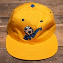 EBBETS FIELD FLANNELS Pennsylvania Stoners 1979 Ballcap Athletic Gold