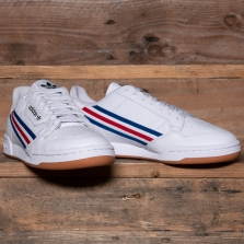 adidas Originals Fx5699 Continental 80 White Blue Red