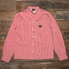 Stan Ray Prison Shirt Red Hickory