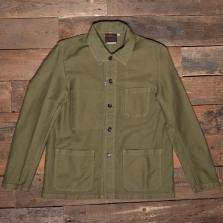 VETRA Moleskin Number 4 Short Work Jacket 3m86 Olive