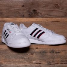 adidas Originals Fx5090 Continental 80s Stripe White Navy Red