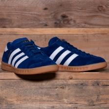 adidas Originals H01786 Hamburg Blue White Gum