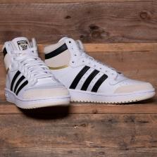 adidas Originals S24134 Top Ten White Black