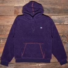 RUSSELL ATHLETIC E16112 Mortensen Hooded Sweatshirt 684 Deep Purple