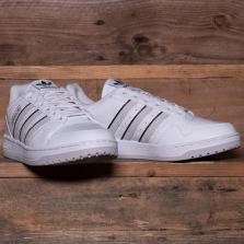 adidas Originals H03095 Ny 90 Stripes White Grey Black