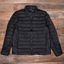Rains Trekker Jacket 01 Black