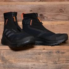 adidas Originals Fu7217 Terrex Free Hiker C.rdy Black Black Orange