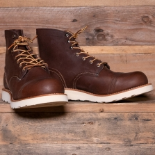 Red Wing 08088 Iron Ranger Amber Harness
