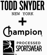 Champion Todd Snyder