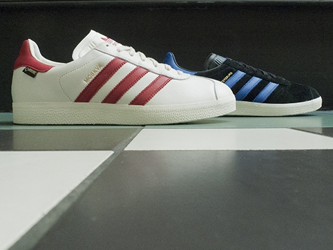 adidas Originals Moskva GTX and St. Petersburg GTX