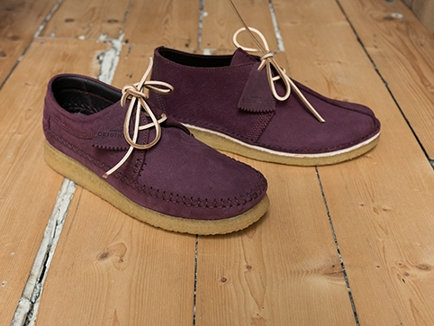 Clarks Originals Made in Italy Kudo Pack