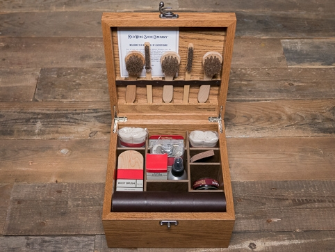 Red Wing Edition of 250 care kit