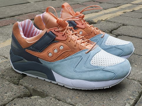 Saucony Premier Grid 9000 Street Sweets
